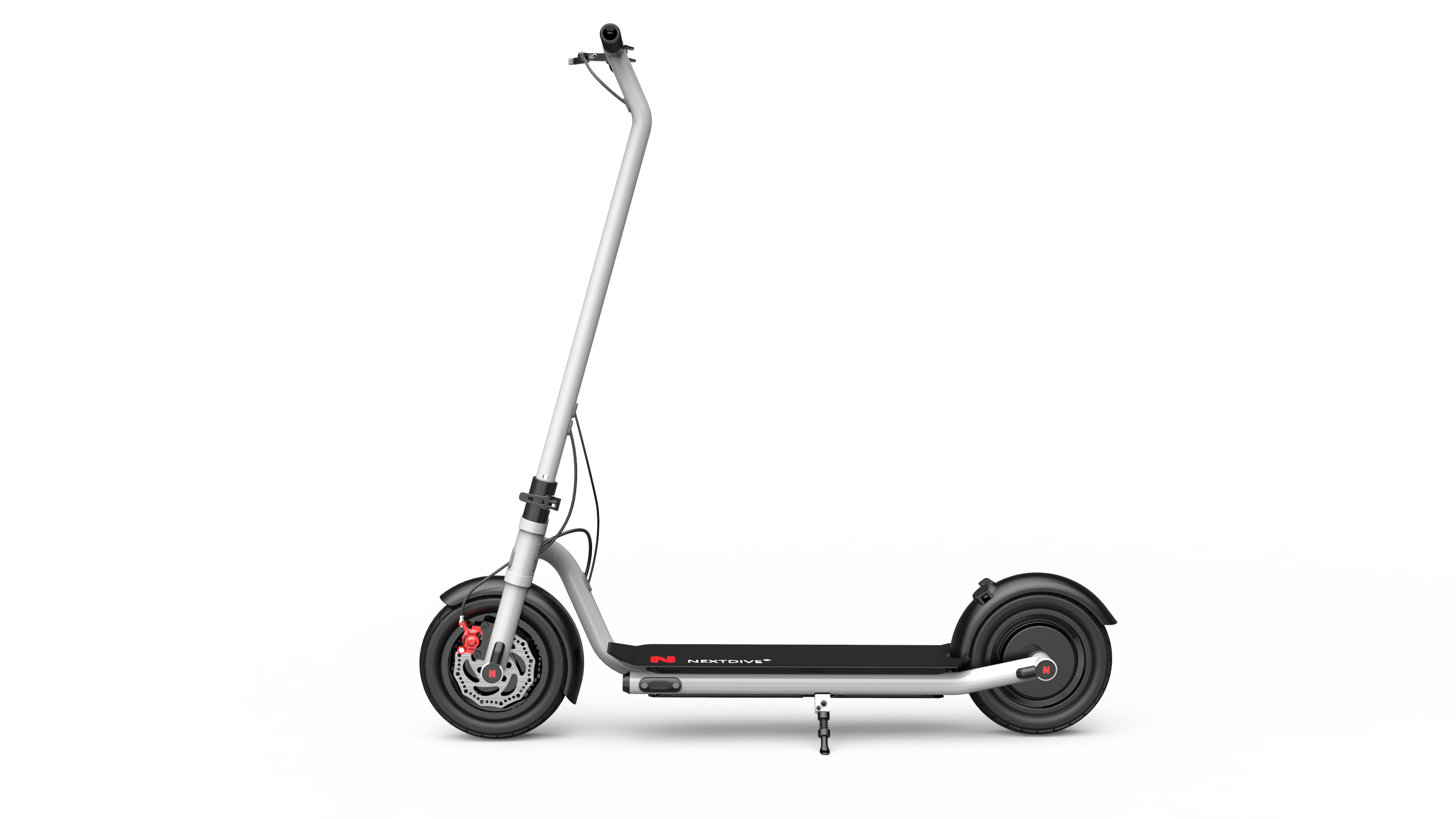 Electric Scooter side