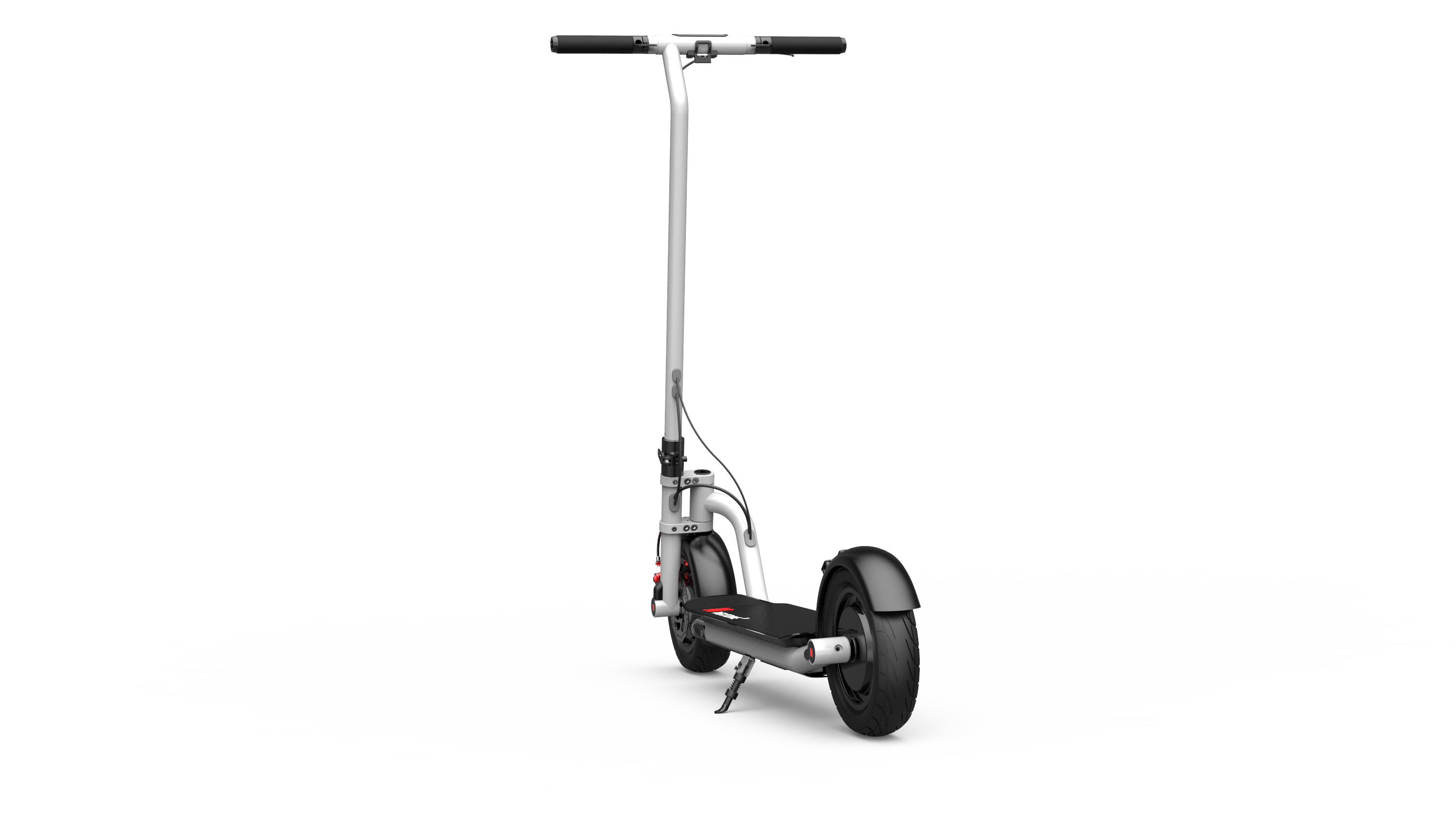 Electric Scooter back